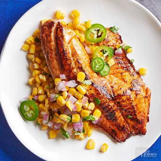Healthy Fish & Seafood Recipes
