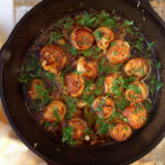 Healthy Garlic Scallops Recipe • CiaoFlorentina