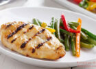 Healthy Grilled Chicken Breast - Foreman Grill Recipes