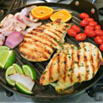 Healthy Grilling | Mojo Chicken Breast With Citrus Recipe …
