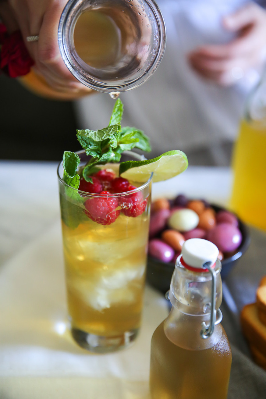 Healthy Iced Tea Drinks for Summer Get-Togethers | Luci's ...