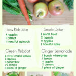 Healthy Juicing Recipes: 4 Simple And Easy Juice Recipes …