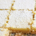 Healthy Lemon Bars Recipe Made With A Almond Flour Crust …