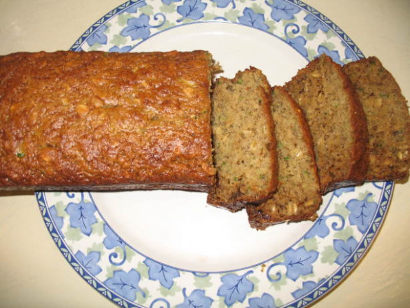 Healthy Low-Fat Banana Zucchini Bread Recipe - Food.com