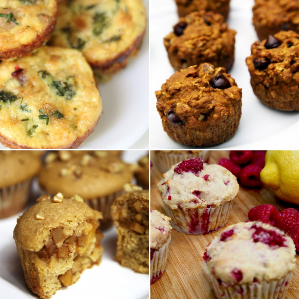 Healthy Muffin Recipes | POPSUGAR Fitness