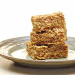 Healthy Peanut Butter Banana Oatmeal Bars Recipe – Food