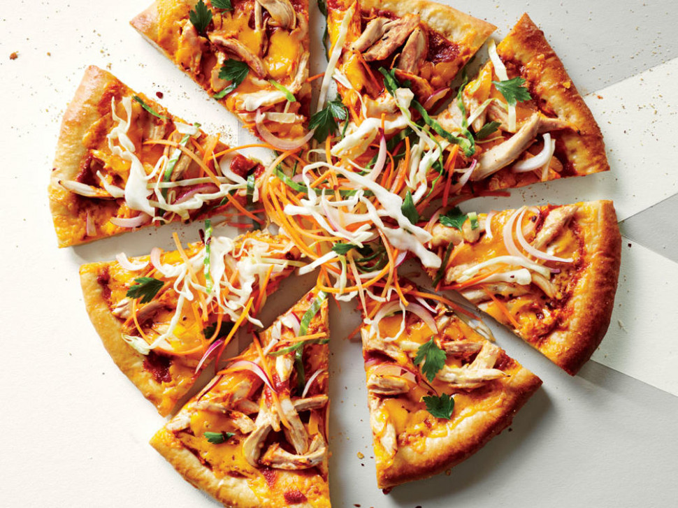 Healthy Pizza Recipes - Cooking Light