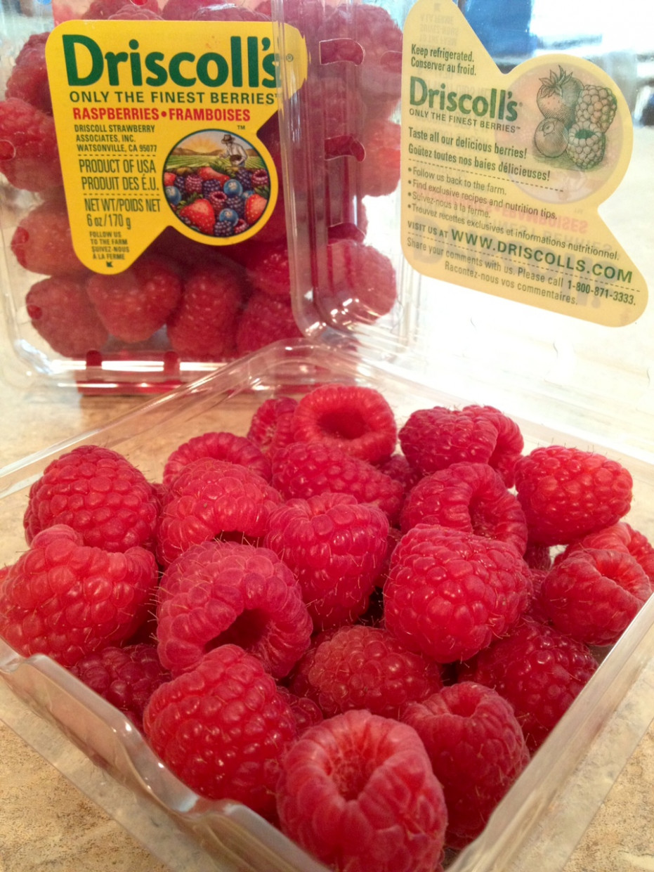 Healthy Raspberry Recipes & Facts! - Real Housewives of ...
