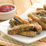 Healthy Recipes For Crispy Zucchini Fries & Onion Rings …