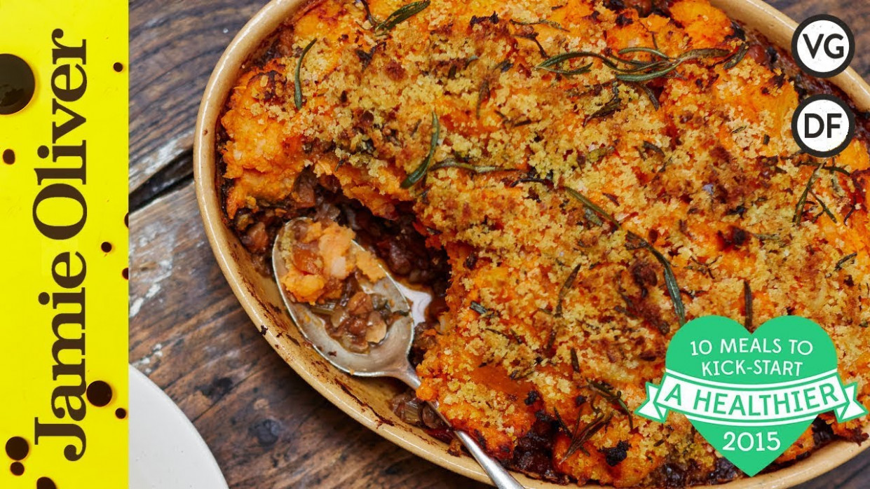 Healthy Shepherd's Pie | #10HealthyMeals | Tim Shieff