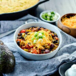 Healthy Slow Cooker Chicken Chili – JoyFoodSunshine