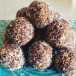 Healthy Snack Recipe For Date And Oat Bliss Balls