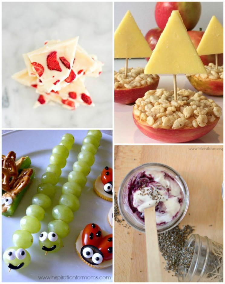 Healthy Snacks for Kids | Be Healthy | Healthy snacks for ...