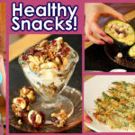 Healthy Snacks & Weight Loss Tips!! 5 Snack Recipes, High …
