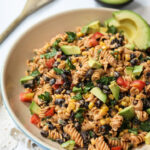 Healthy Southwest Pasta Salad With Chipotle Lime Greek …