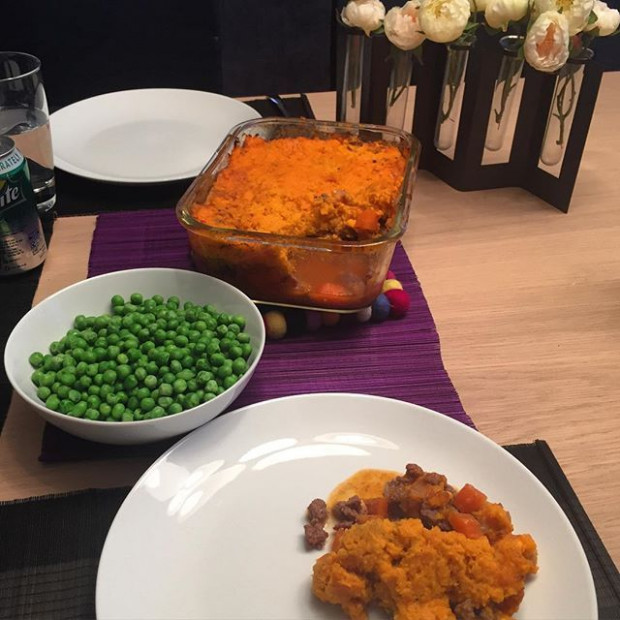 Healthy Sweet Potato Cottage Pie ️ Ingredients (serves 4-5 ...