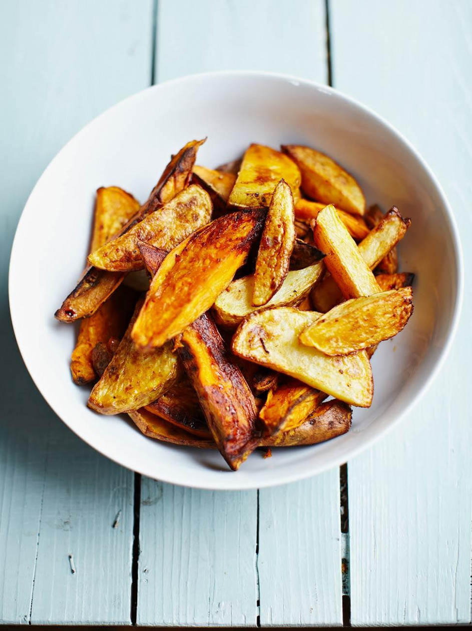 Healthy sweet potato recipes | Jamie Oliver