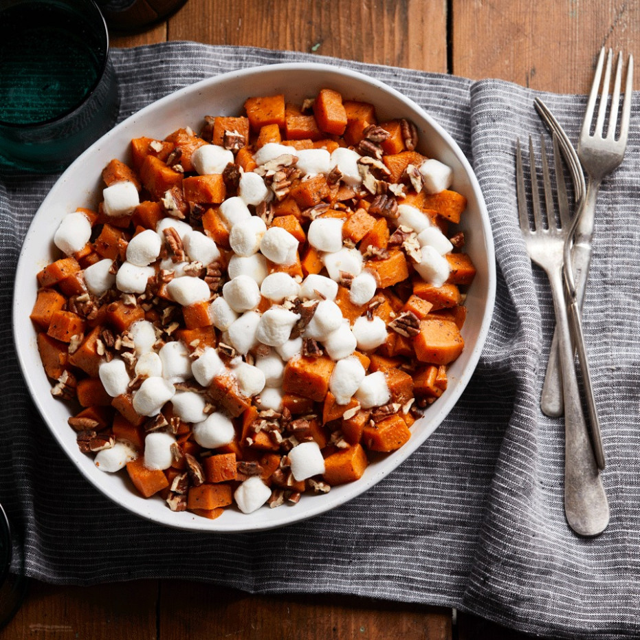 Healthy Sweet Potato Side Dish Recipes - EatingWell