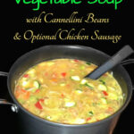 Healthy Vegetable Soup Recipe With Cannellini Beans And …