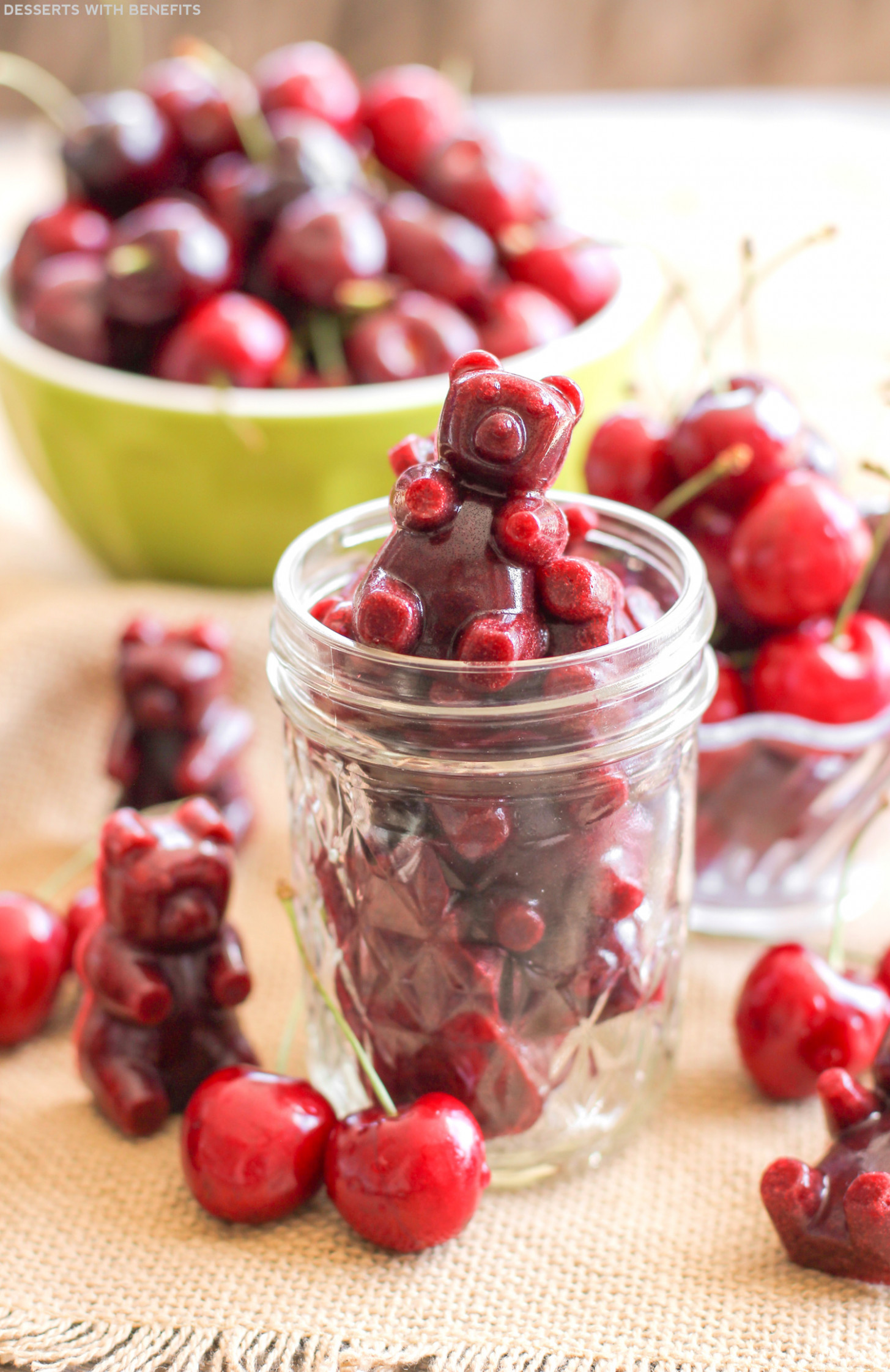 Healthy Very Cherry Fruit Snacks (refined sugar free ...