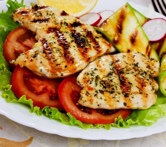Heart Healthy Recipes With Chicken | Heart Health | Pinterest