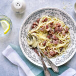 Heartburn Friendly Recipe: Pasta With Chicken And Bacon …