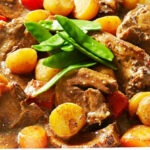 Hearty lamb chop and vegetable casserole Recipe | That's ...