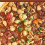 Hearty Pasta Fagioli Soup – Together As Family