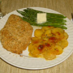 Herb Breaded Chicken