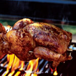Herbes De Provence Rotisserie Chickens