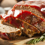 Home Cooked Turkey Meatloaf