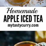 Homemade Apple Iced Tea | Recipe | Drinks For Any Occasion …