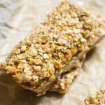 Homemade Chewy Healthy Granola Bars