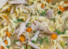 Homemade Chicken Noodle Soup [VIDEO]   Sweet and Savory Meals