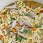 Homemade Chicken Noodle Soup [VIDEO] – Sweet And Savory Meals