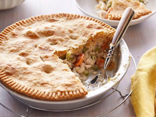 Homemade Chicken Pot Pie : Recipes : Cooking Channel ...
