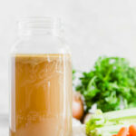 Homemade Chicken Stock – Chicken Stock Made From Scratch At Home