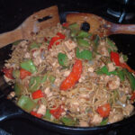 Homemade Chinese Food…a Simple Recipe.