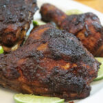 Homemade Jamaican Jerk Chicken | I Heart Recipes