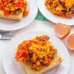 HOMEMADE TOMATO SAUCE WITH YAM