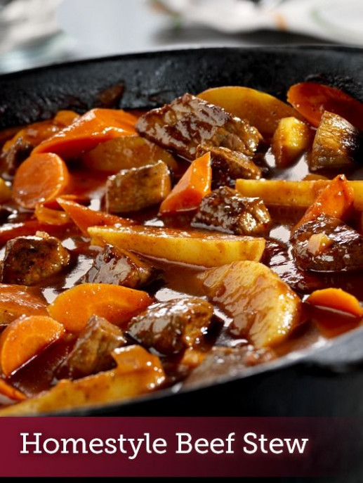 Homestyle Beef Stew for a Crowd | Recipe | Tomato juice ...