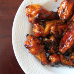 Honey Coriander Oven Baked Chicken Wings – The Kitchen …