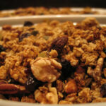 *Honey Granola* Our Favourite Cereal, Freshly Made