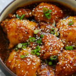 Honey Sesame Instant Pot Chicken (with Juicy Thighs …