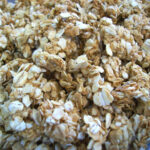 Honey – Vanilla Granola