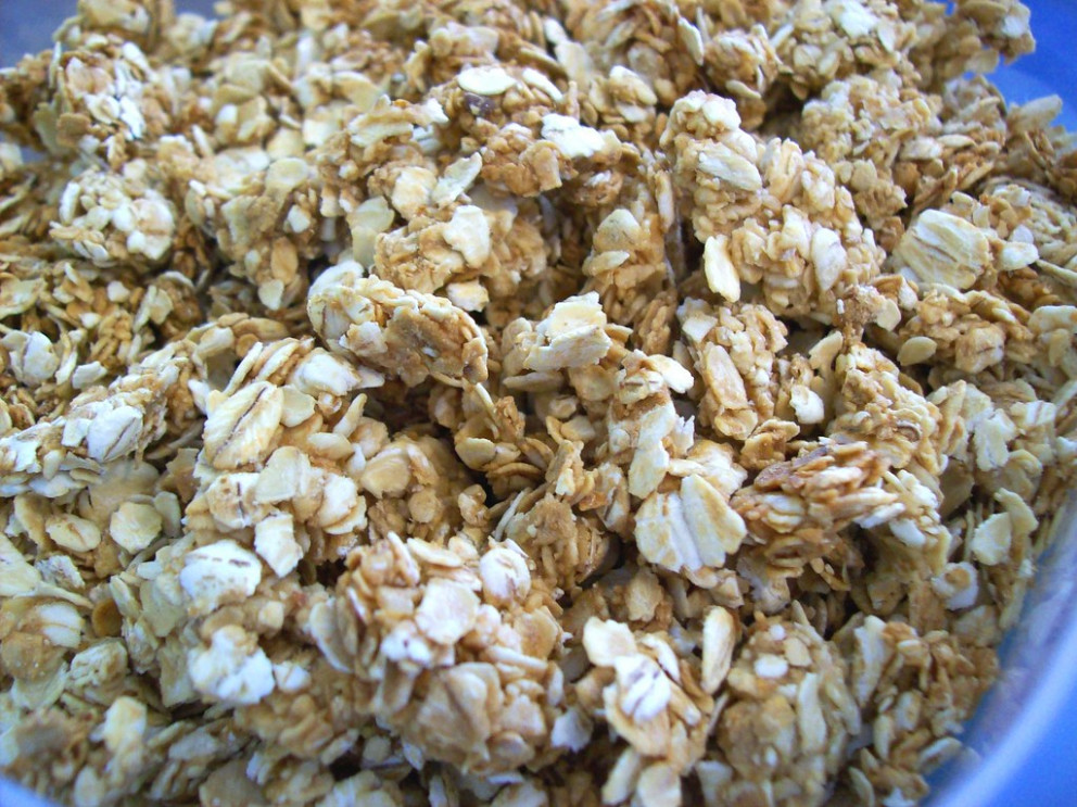 Honey - Vanilla Granola