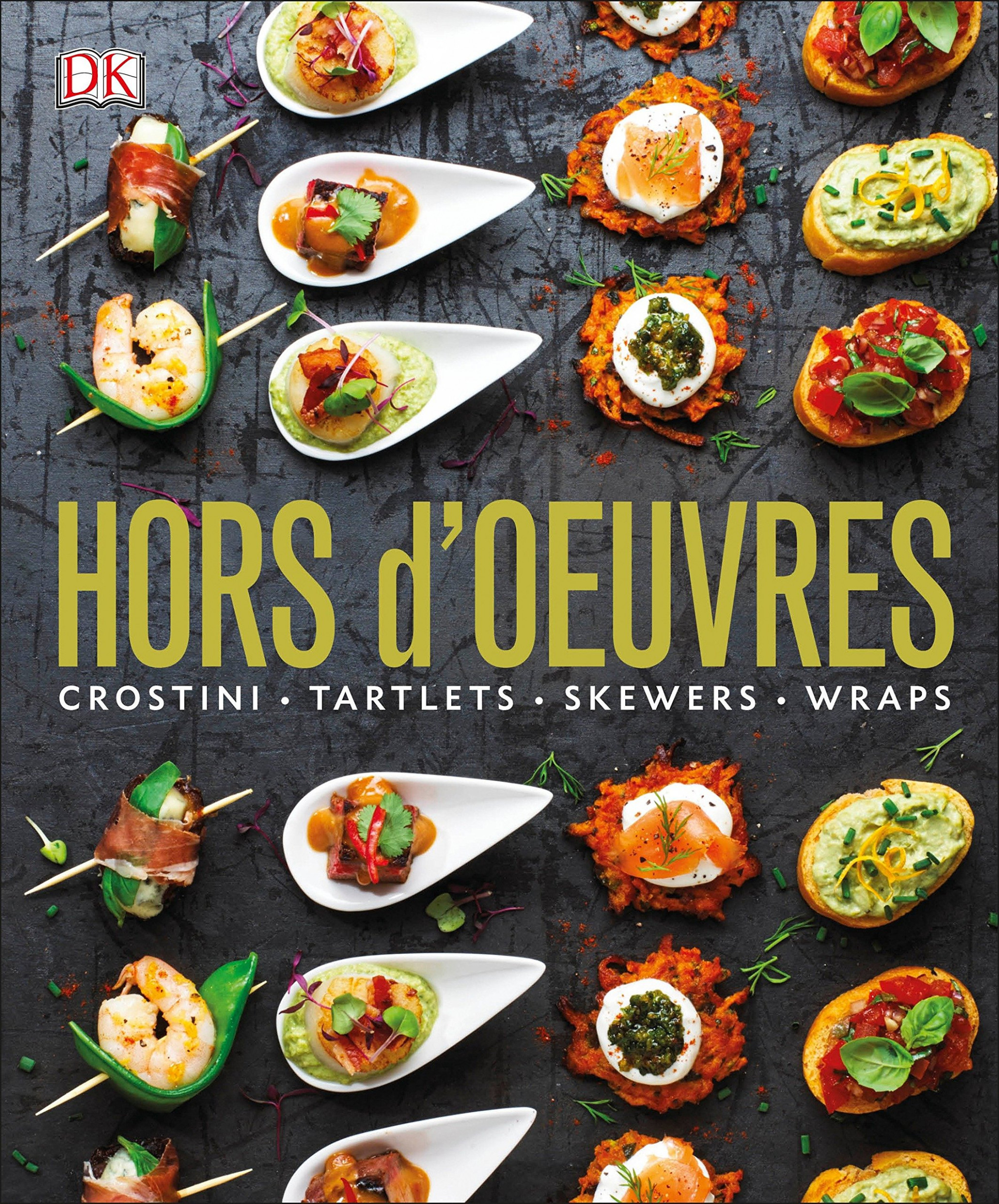 Hors d'Oeuvres: DK, Victoria Blashford-Snell: 11 ...