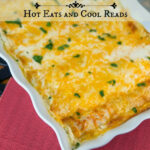 Hot Eats And Cool Reads: Cream Cheese Chicken Enchiladas …