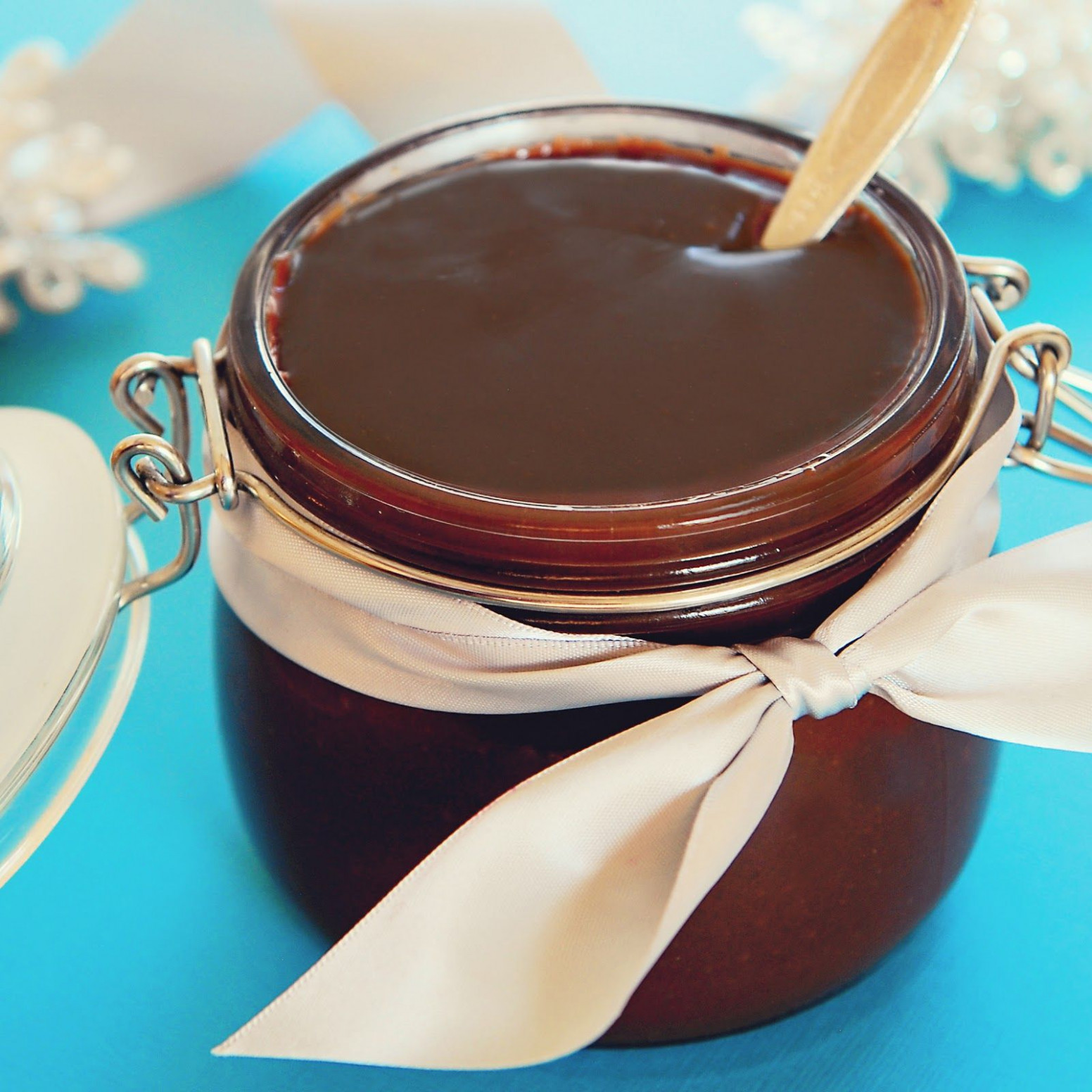 Hot Fudge Sauce | Sweeter Side of Life | Delicious fudge ...