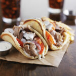 How Is Your Gyro Served?